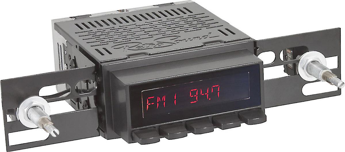 Wiring Diagram Retrosound Radio