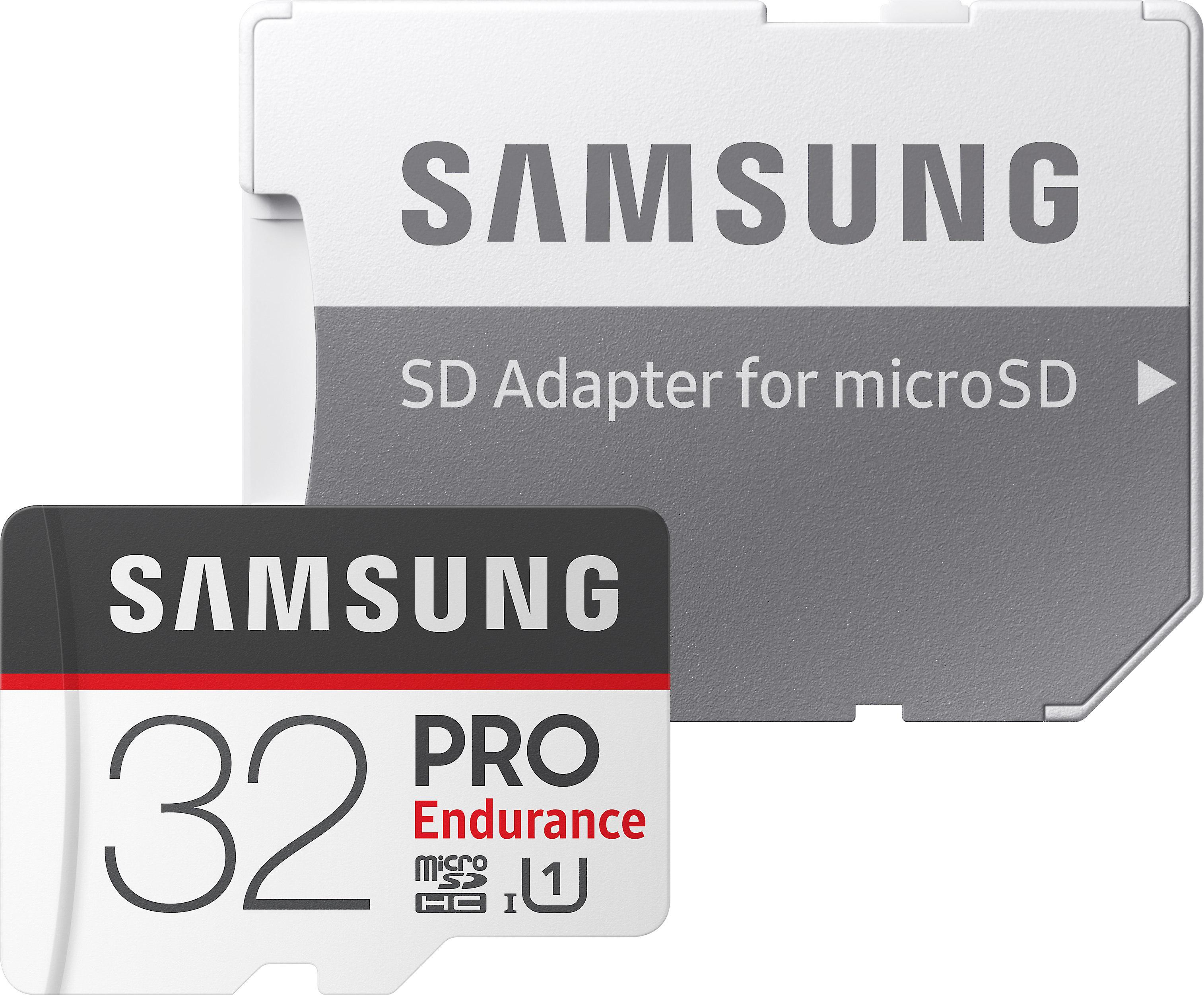 Samsung Pro Endurance microSDHC Memory Card (32GB)
