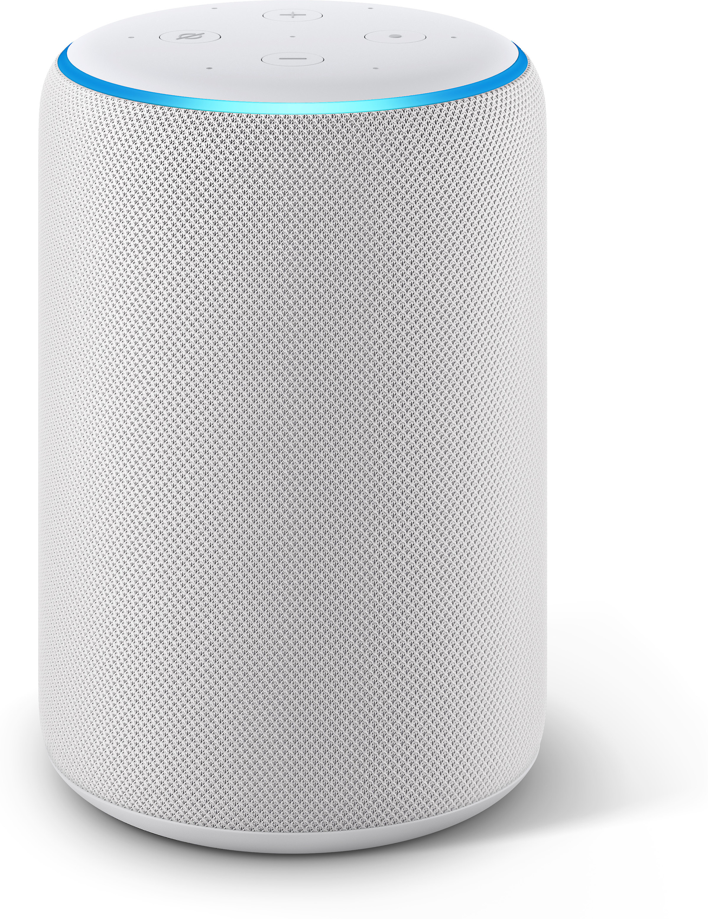 Amazon Echo Plus 2nd Generation White Voice Activated Virtual