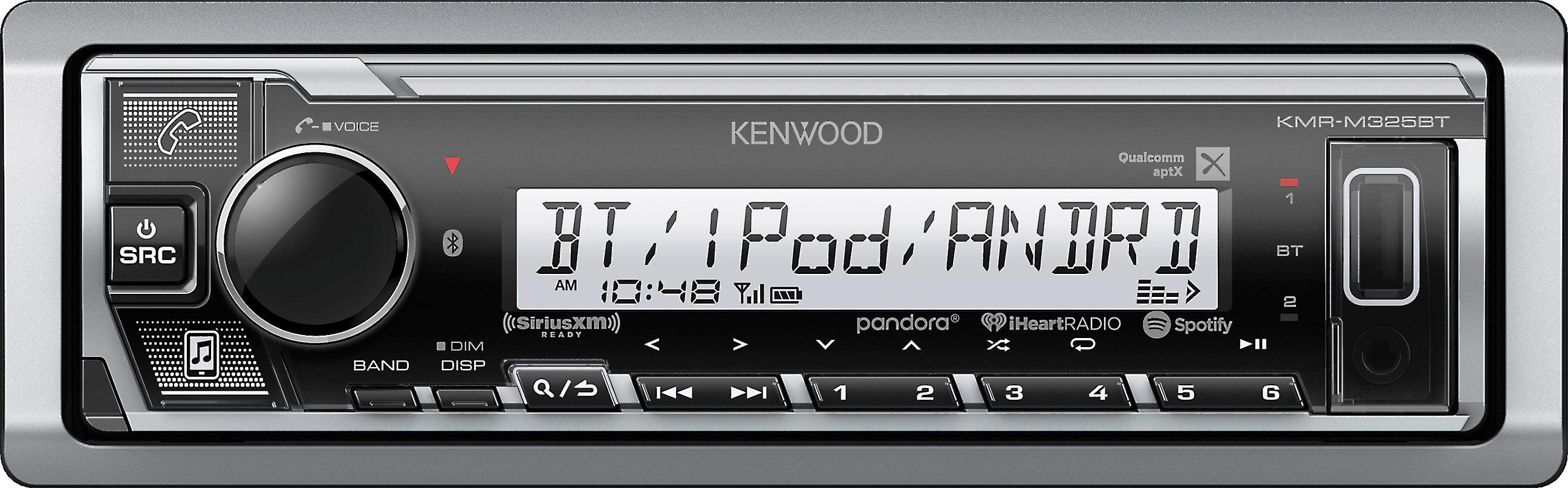 Kenwood KMR-M325BT