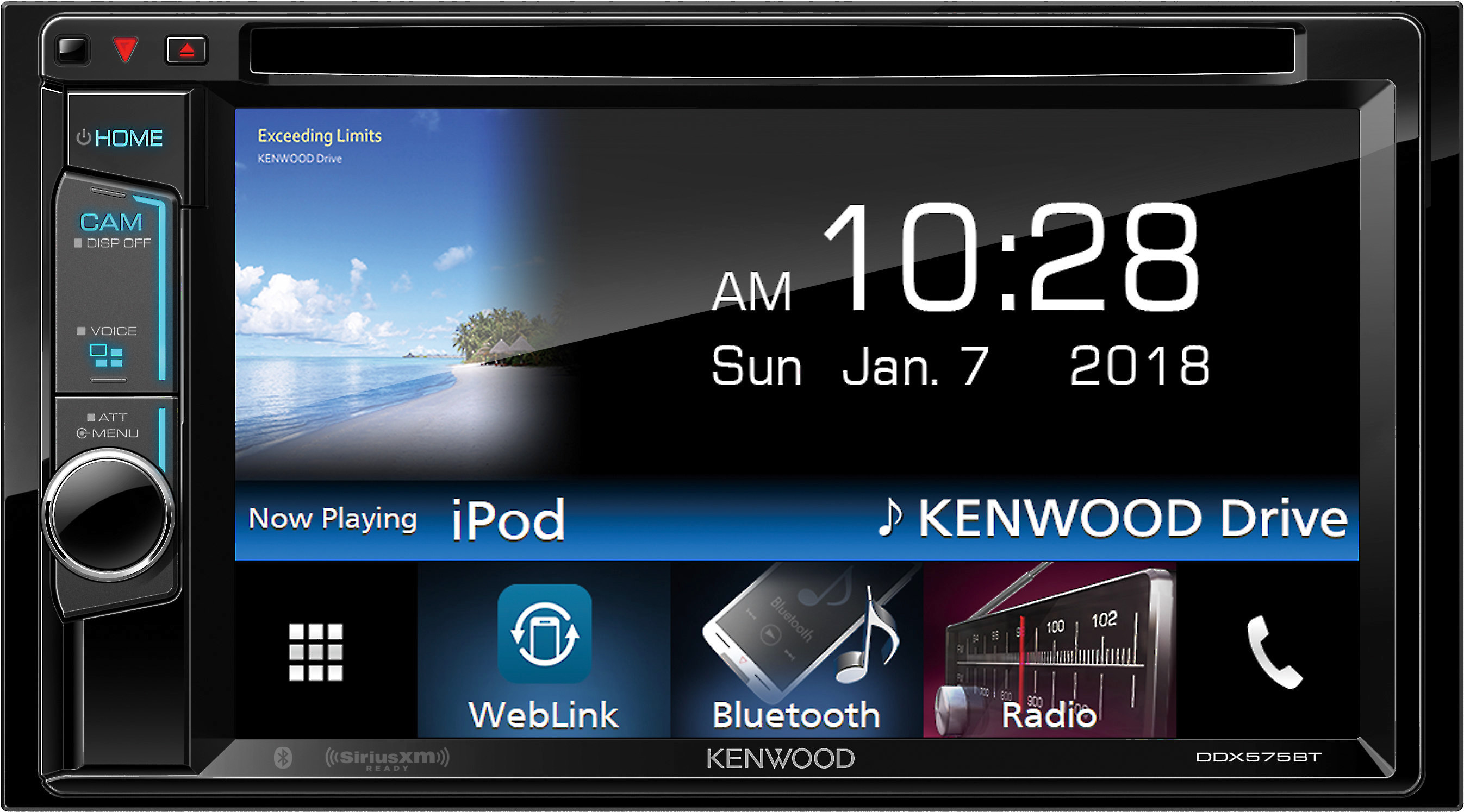 Kenwood DDX575BT