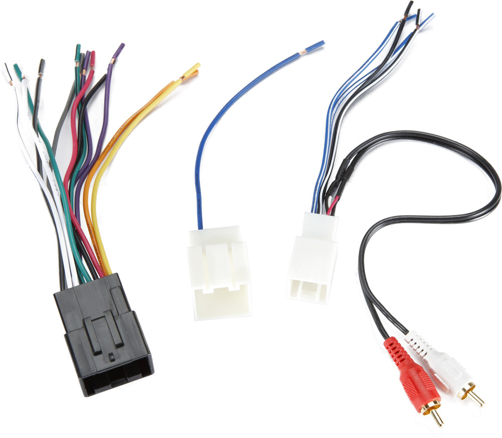 Metra 70 5701 Receiver Wiring Harness Connect A New Car Stereo In Case 460 Diagram Select 1998 03 Ford And Lincoln Vehicles At