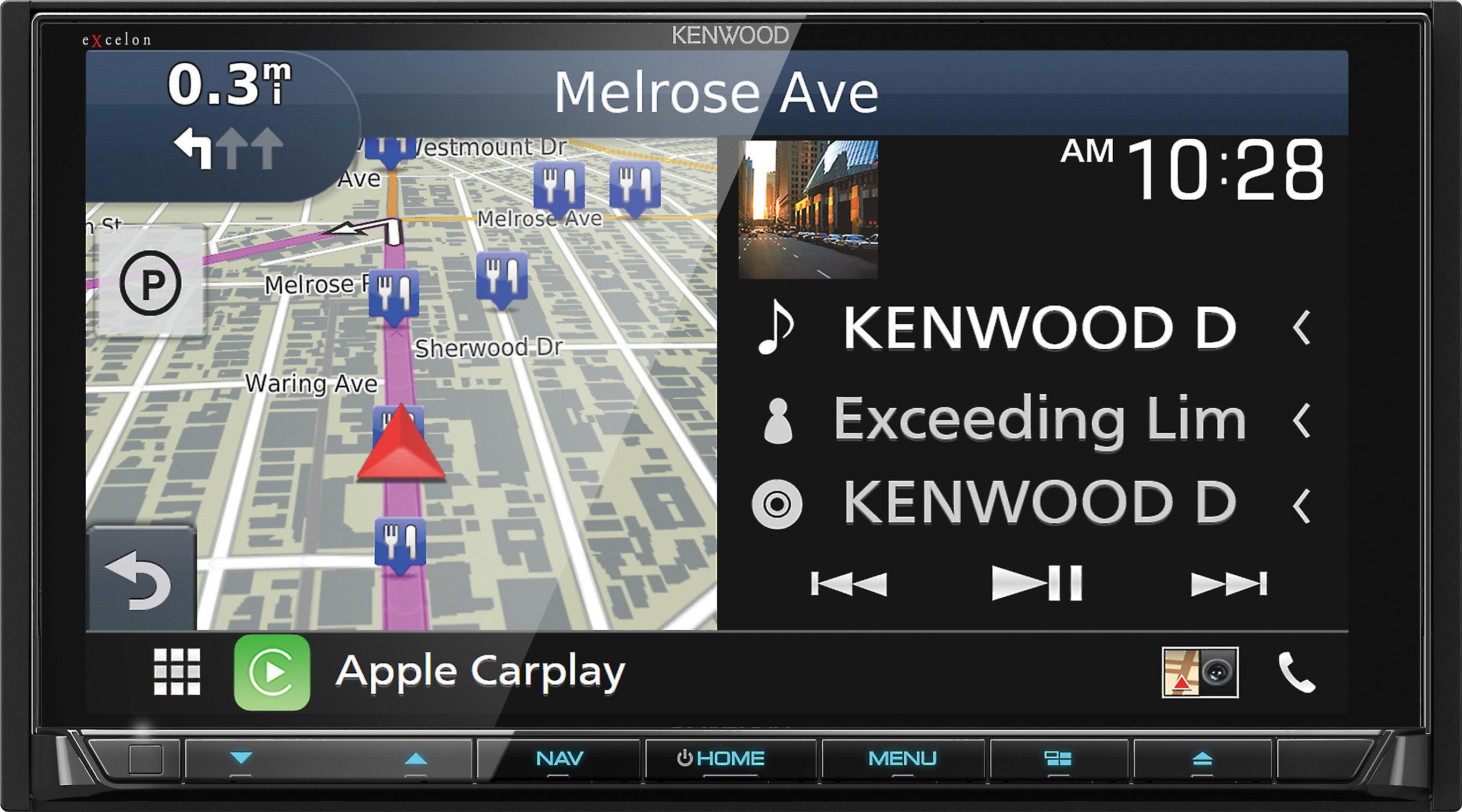 Outstanding Kenwood Excelon Dnx995S Navigation Receiver At Crutchfield Com Wiring 101 Mecadwellnesstrialsorg