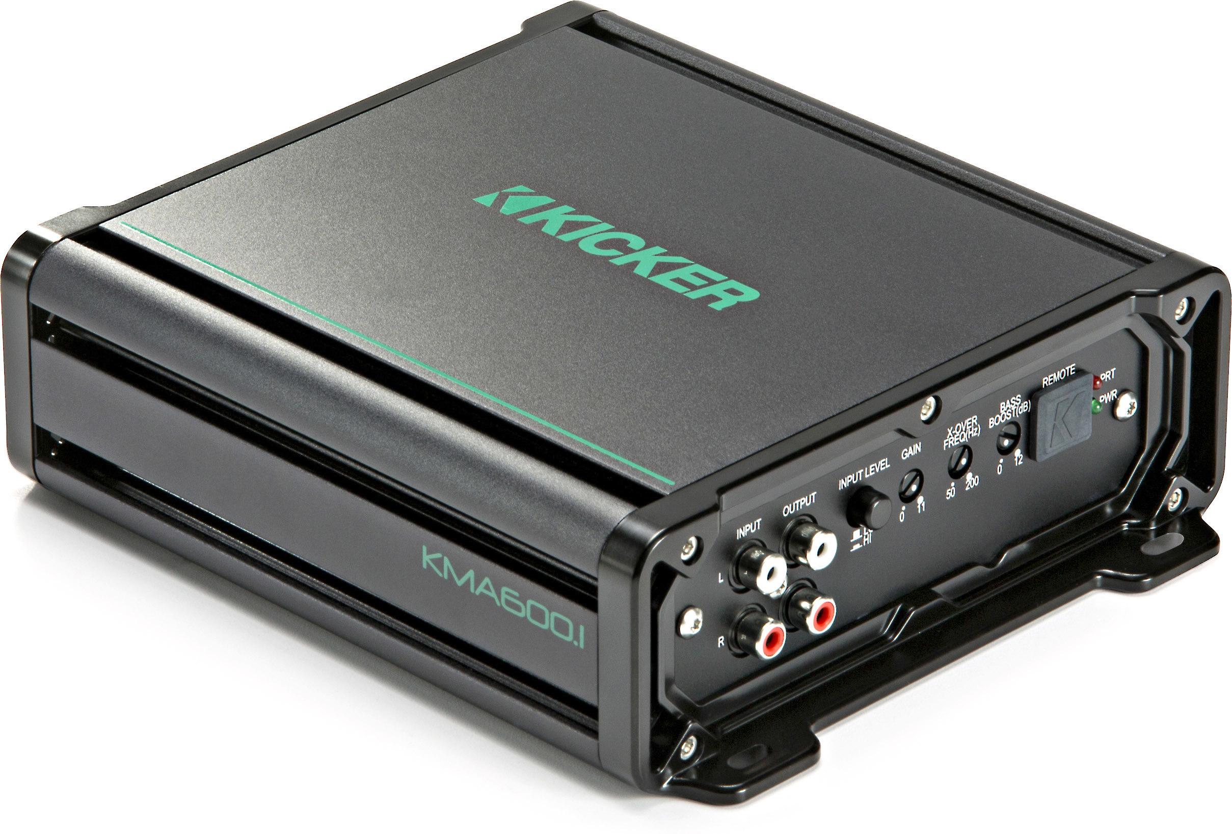MTX WET500.1 500W RMS Mono Block Class D Marine Amplifier WARRANTY FREE SHIPPING
