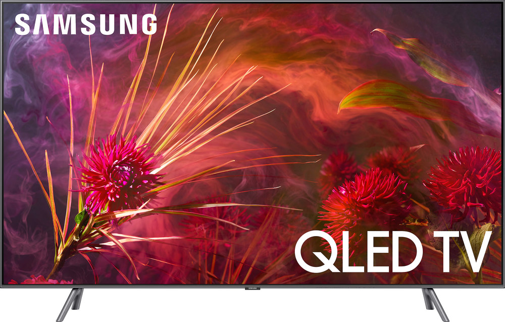 Samsung Qn65q8fn 65 Smart Qled 4k Ultra Hd Tv With Hdr 2018 Model