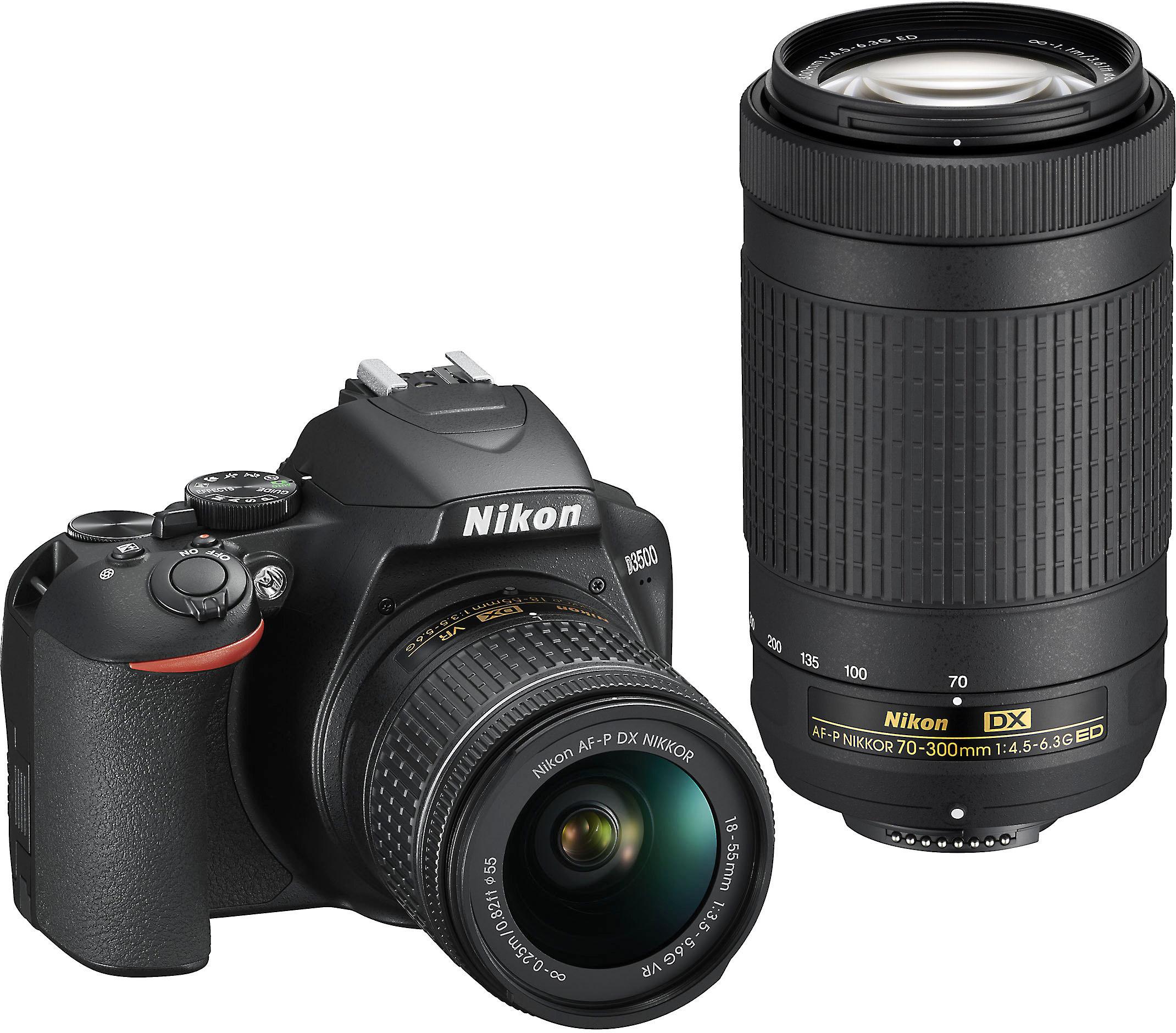 Nikon DSLR Cameras at Crutchfield