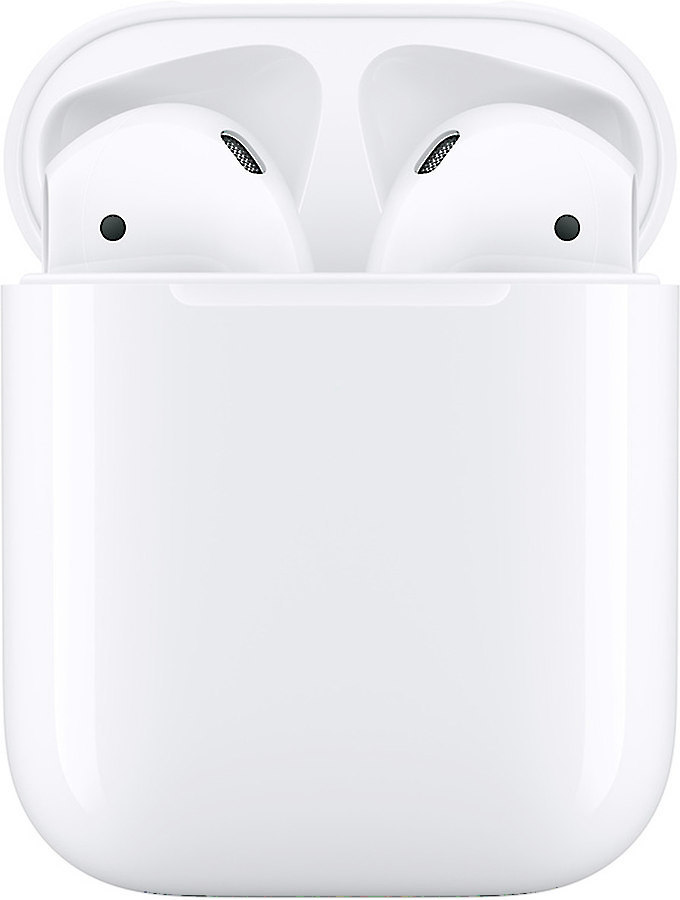 Apple Airpods 2nd Generation True Wireless Earbuds With Apple