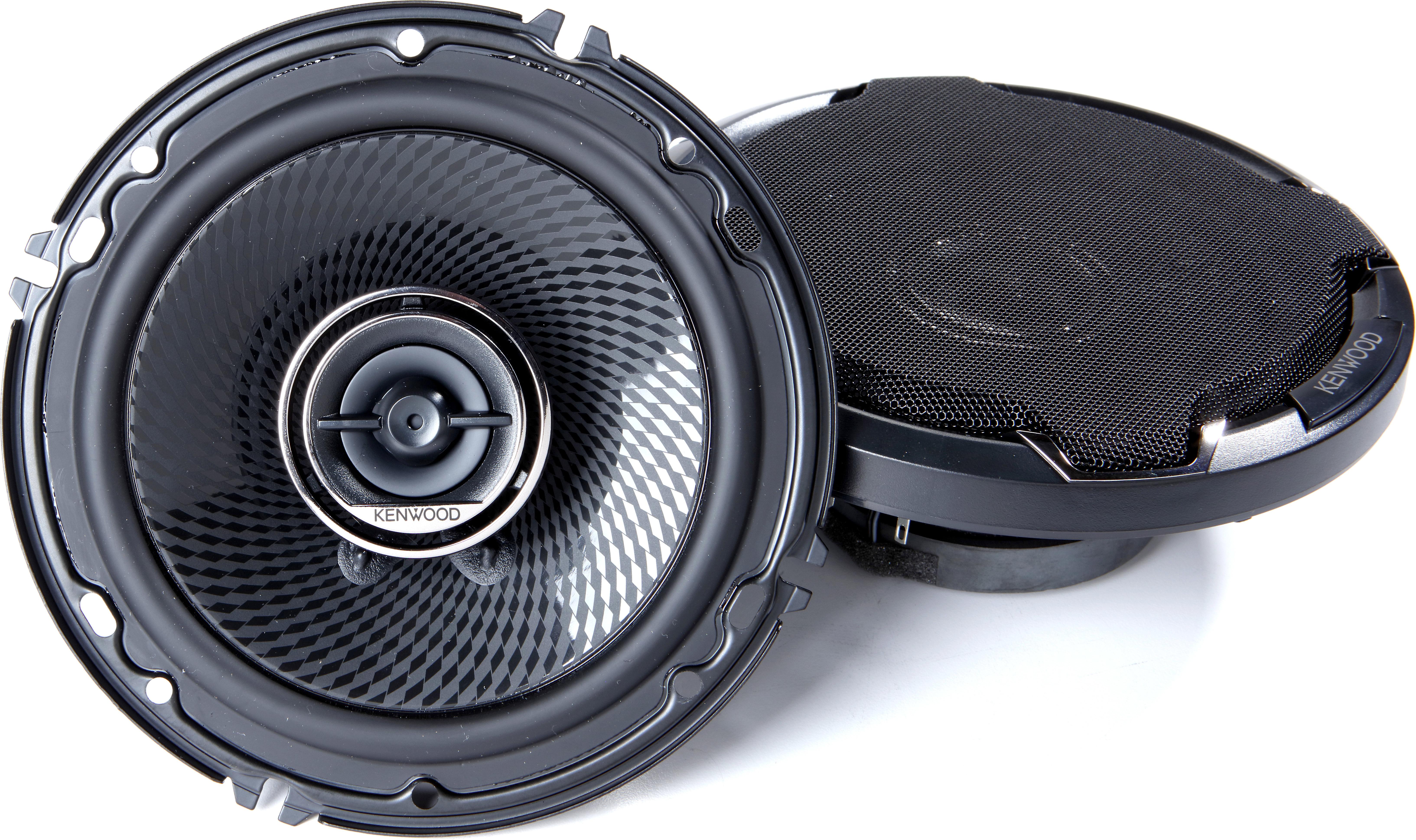 "Kenwood 6 1//2/"" automotive speaker 6 1//2/"" 2-Way Automotive Speaker KFC1666S"