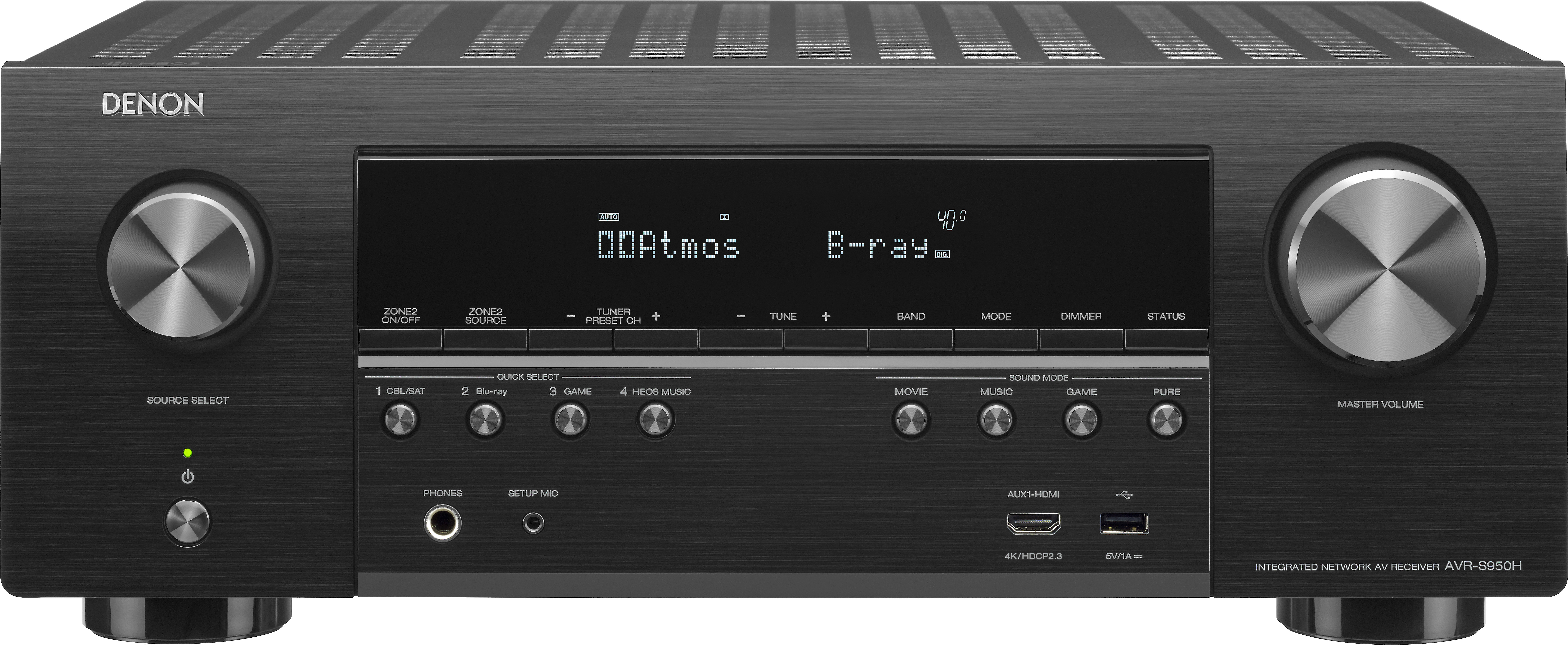Denon AVR-S950H (2019 model)