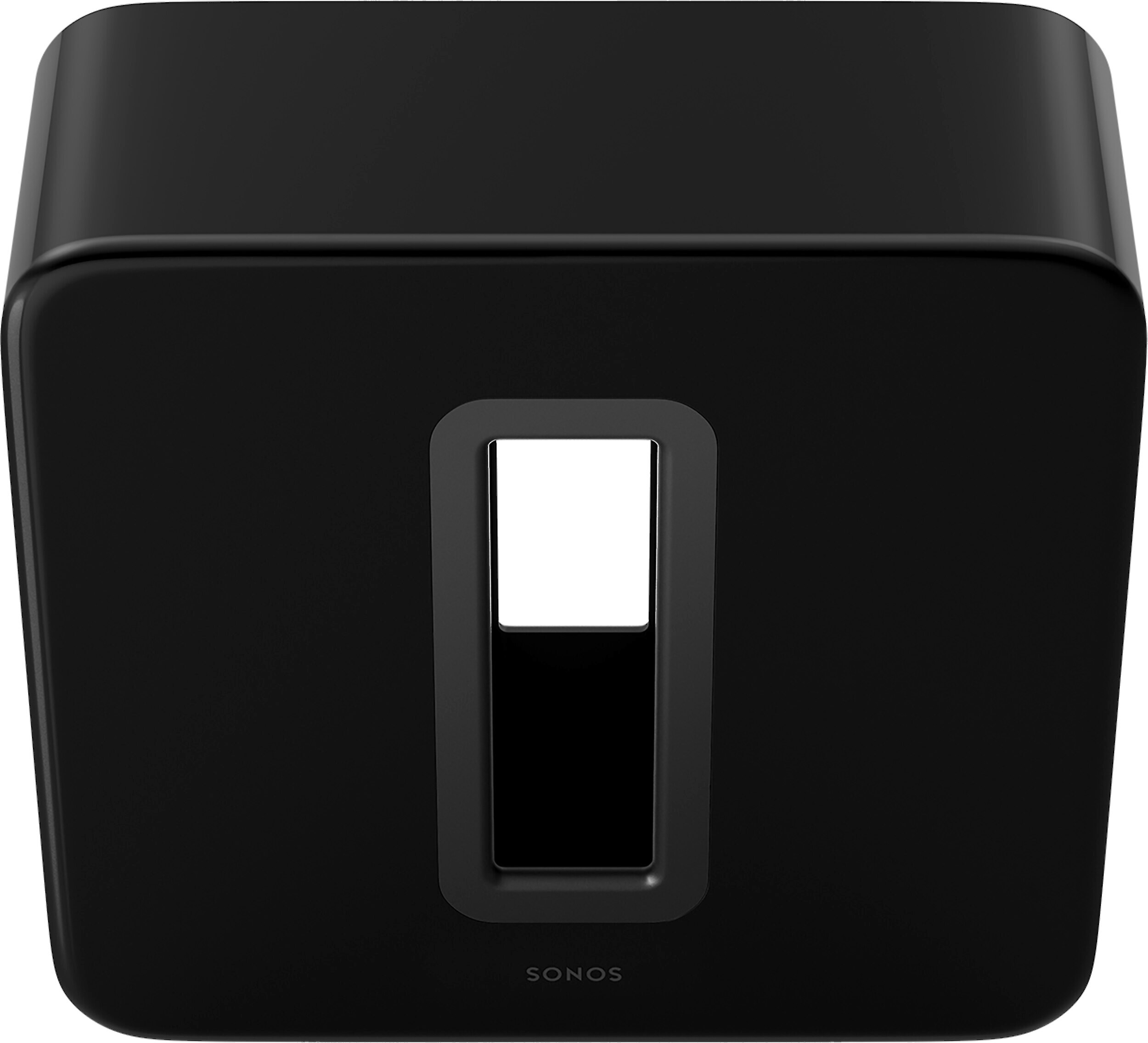 Sonos Wireless Subwoofer Powered Black Sub BRAND NEW NO SALES TAX MOST STATES