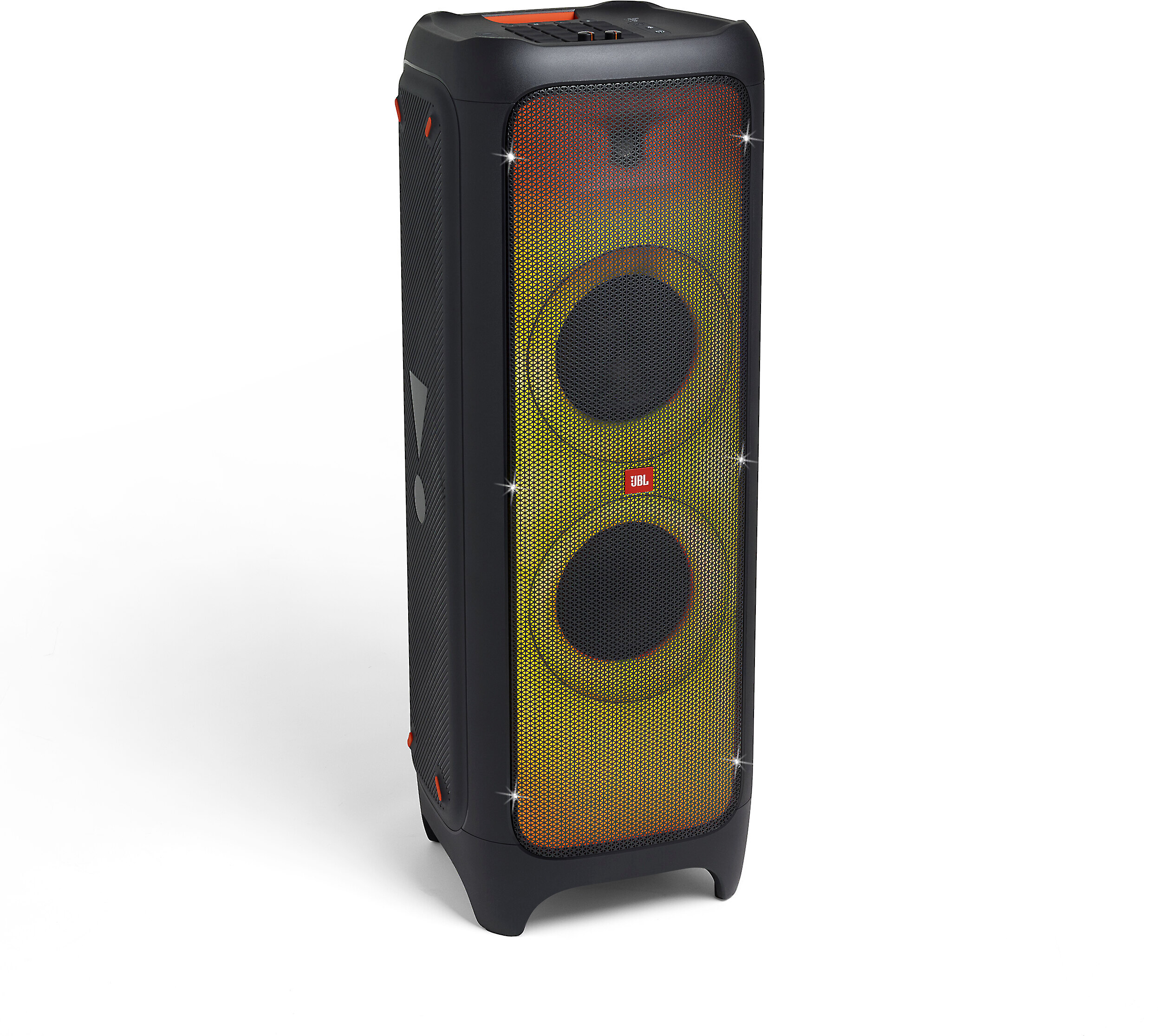Jbl Partybox 1000 Powered Bluetooth Speaker With Light Display At Crutchfield