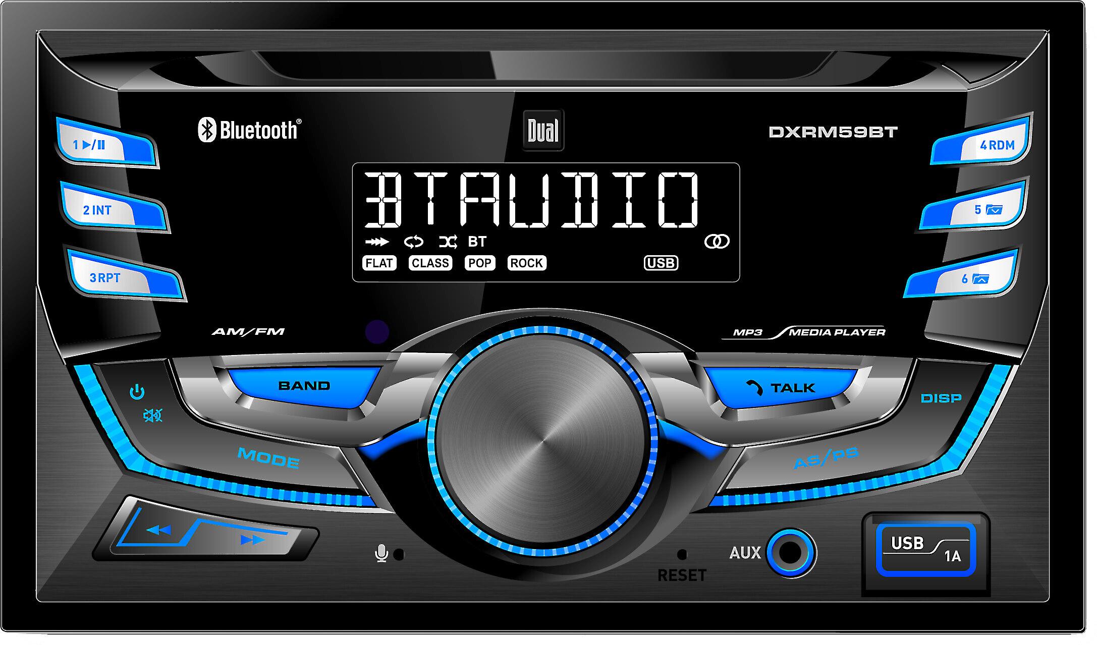 Double-DIN Car Stereos - Crutchfield com