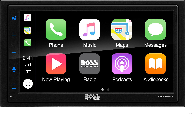 Apple CarPlay Stereos and Receivers - Crutchfield