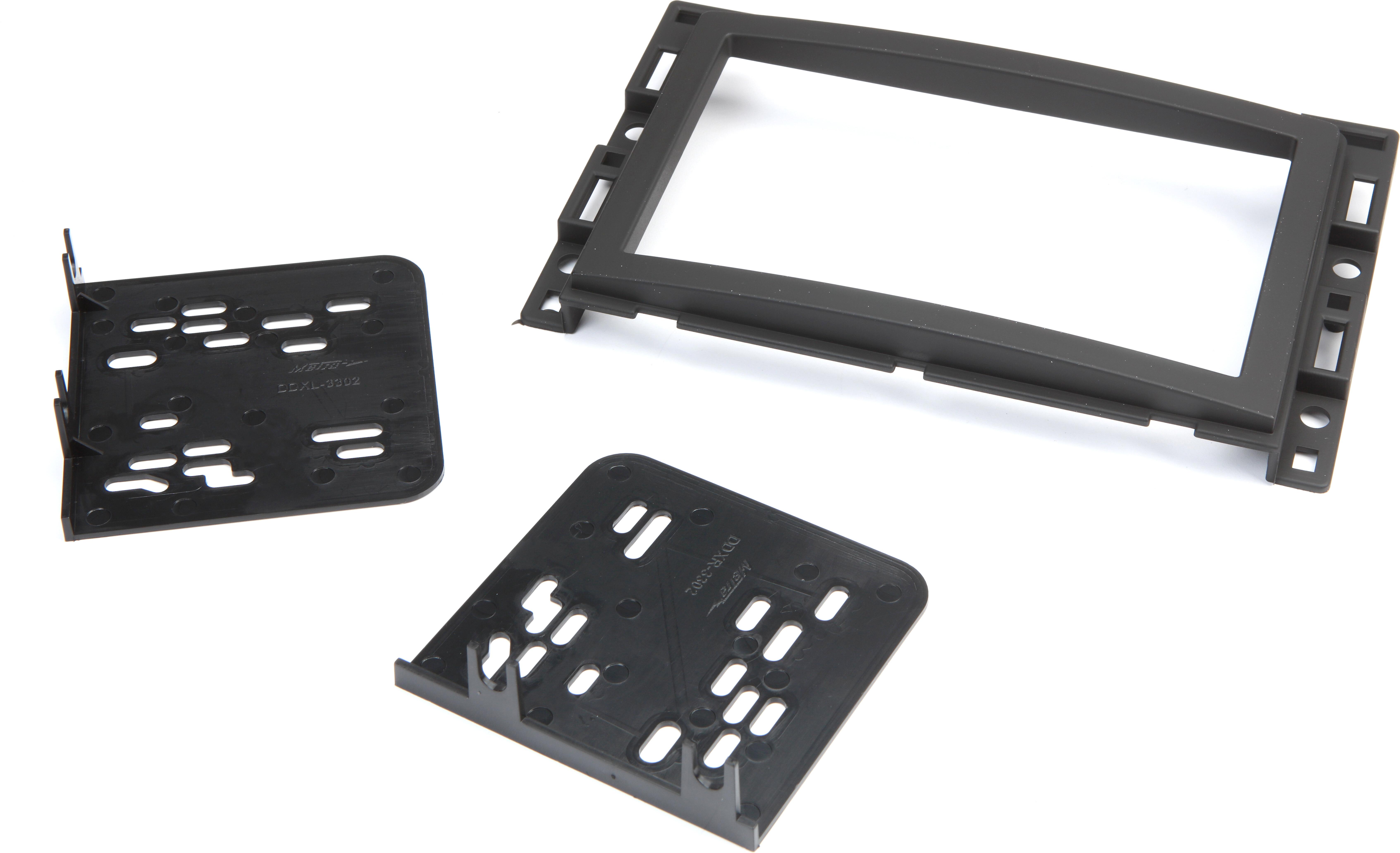 car radio wiring installation parts Stereo Install Dash Kit Chevy Malibu 04 05 Maxx