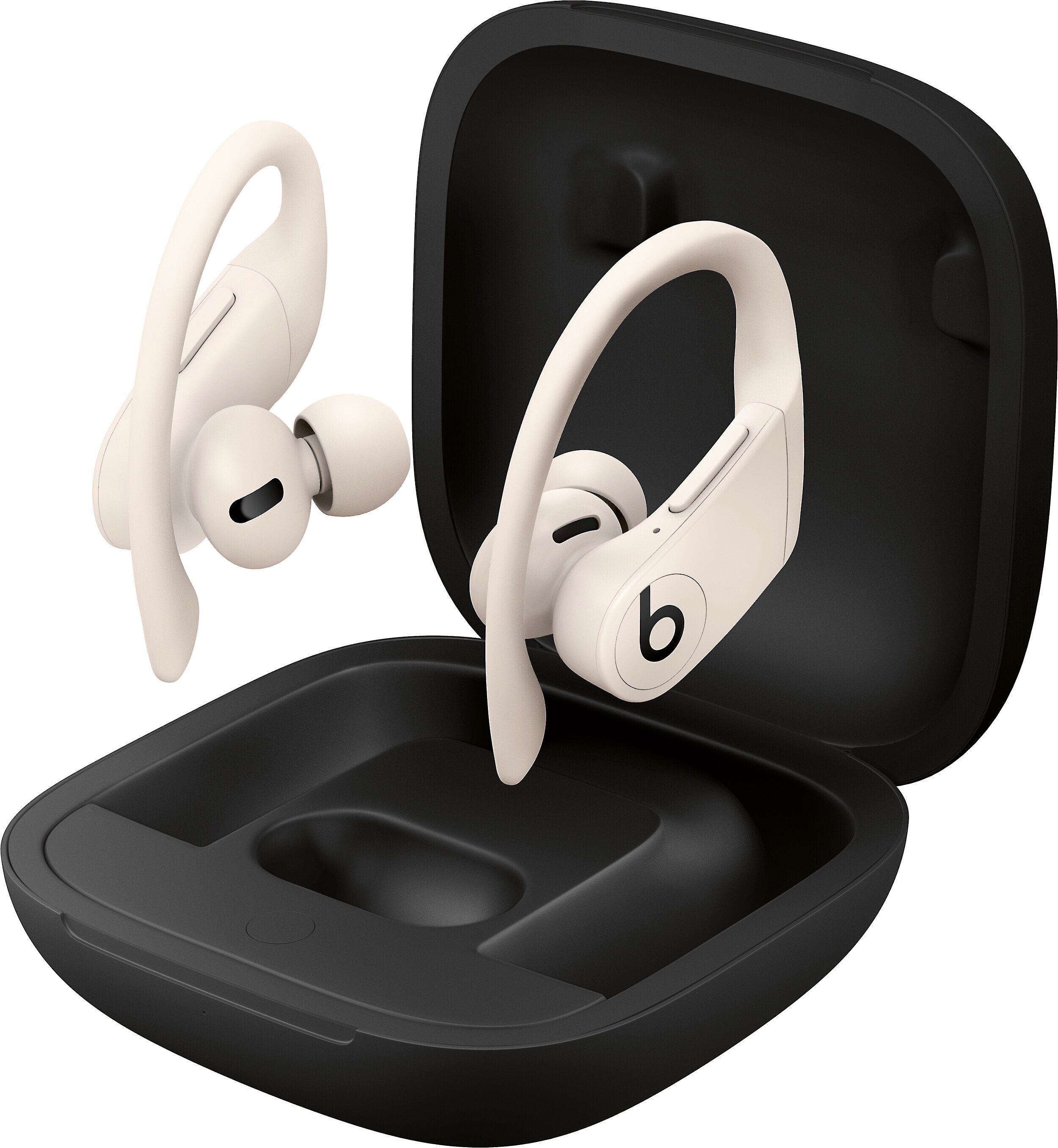 Beats By Dr Dre Powerbeats Pro Ivory Totally Wireless Sports Earbuds With Apple H1 Chip At Crutchfield