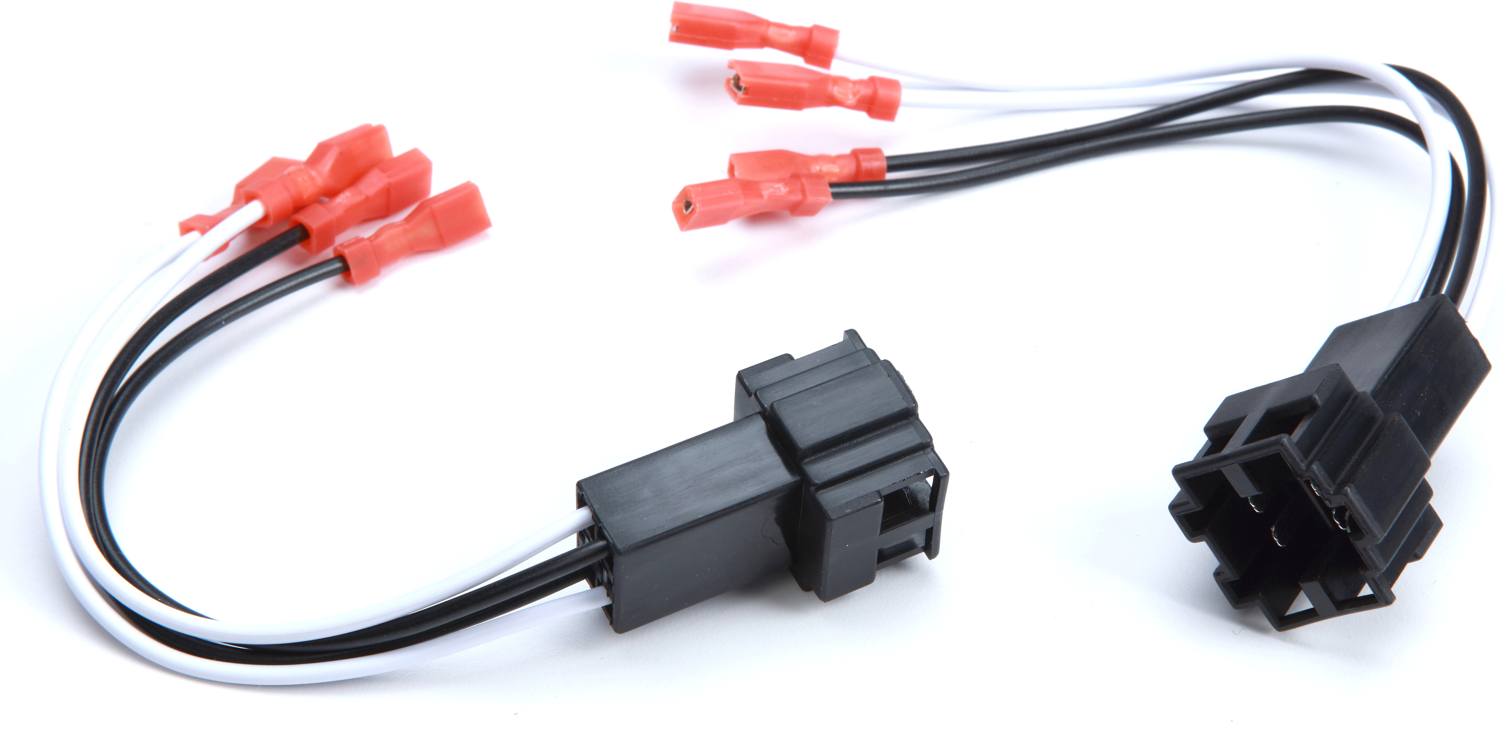Metra 72-9002 Speaker Wiring Harness Fits select European-made vehicles —  connect new speakers to factory wiring plugs at CrutchfieldCrutchfield