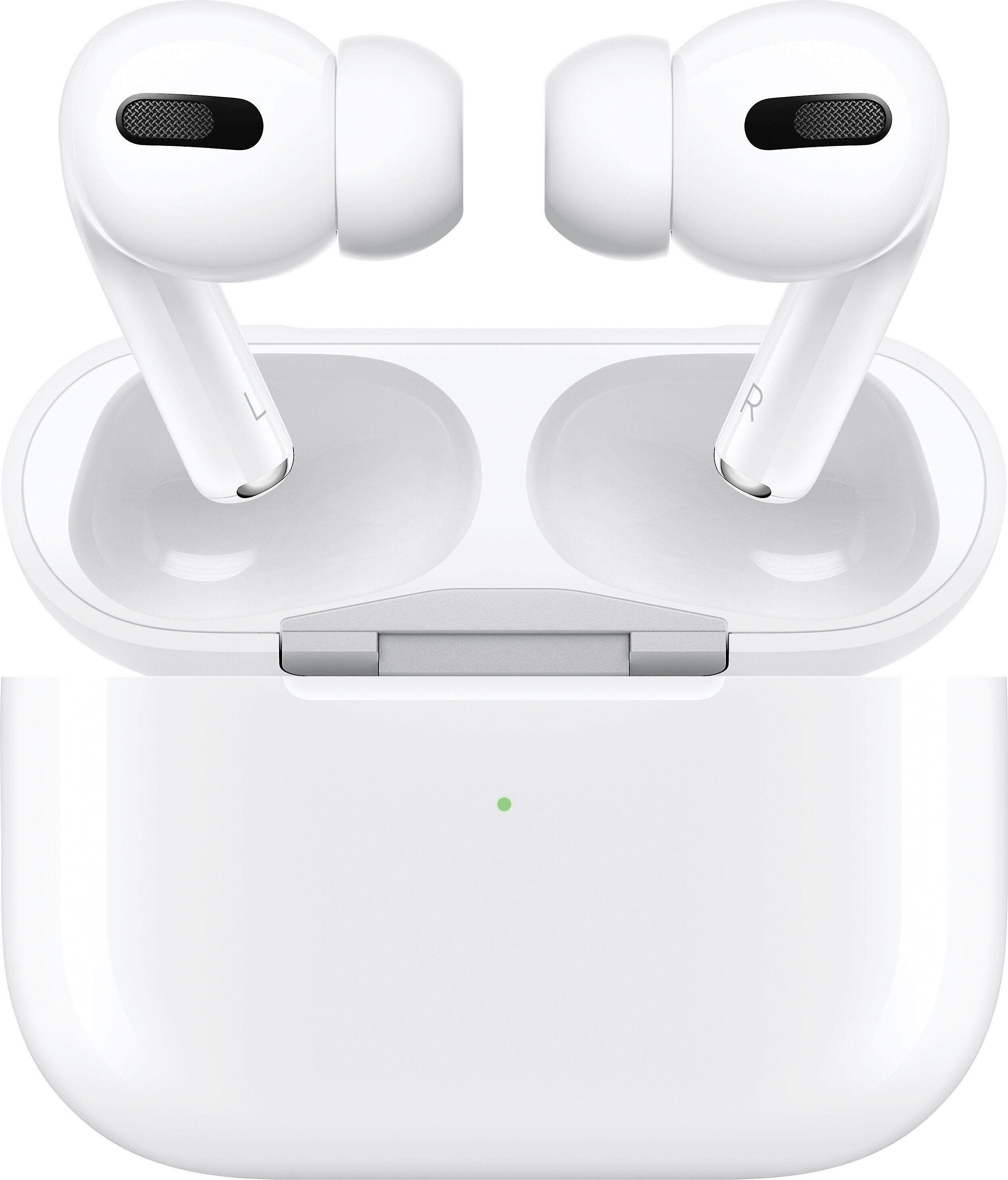 Apple Airpods Pro With Wireless Charging Case True Wireless