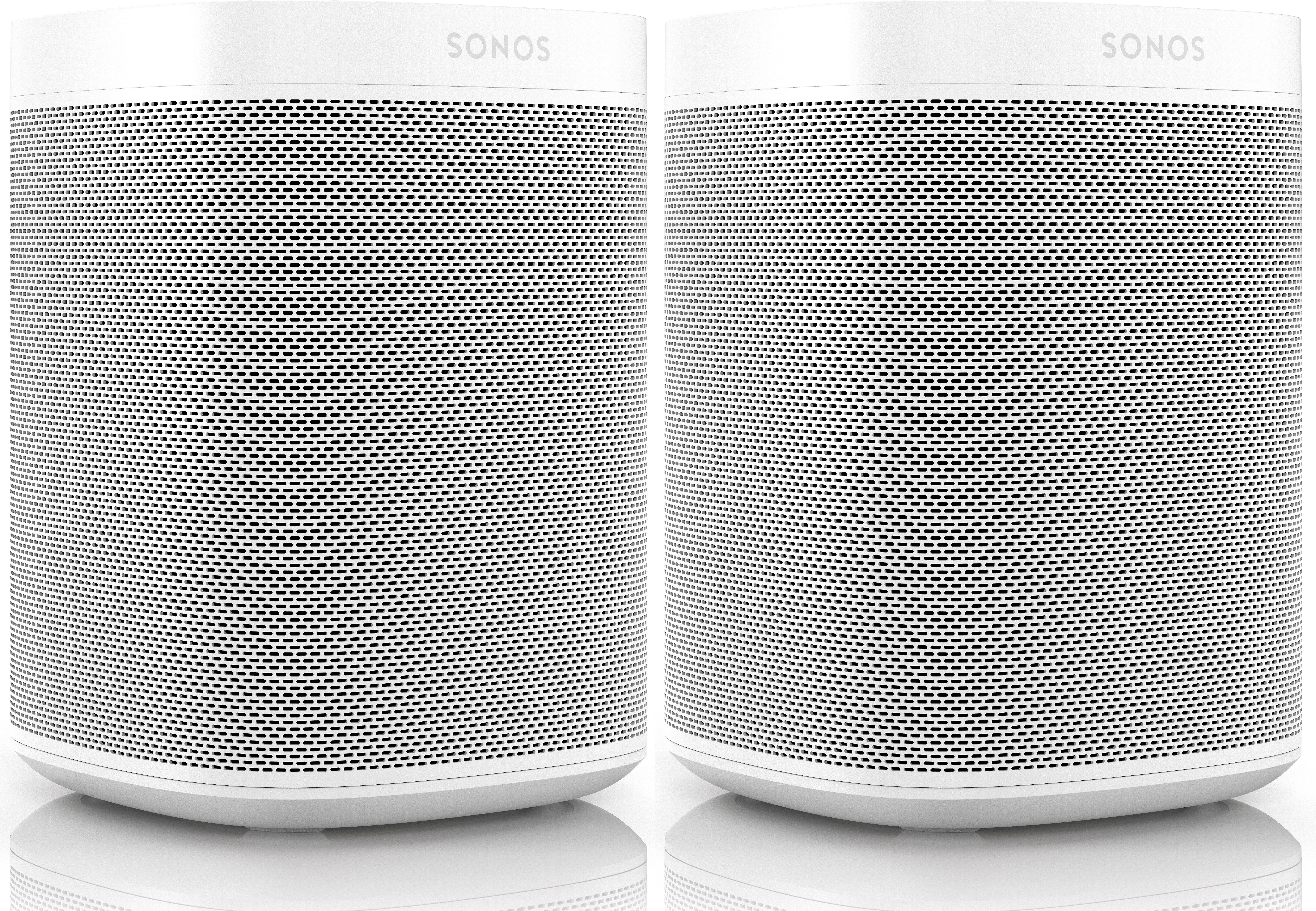 Sonos one vs one sl