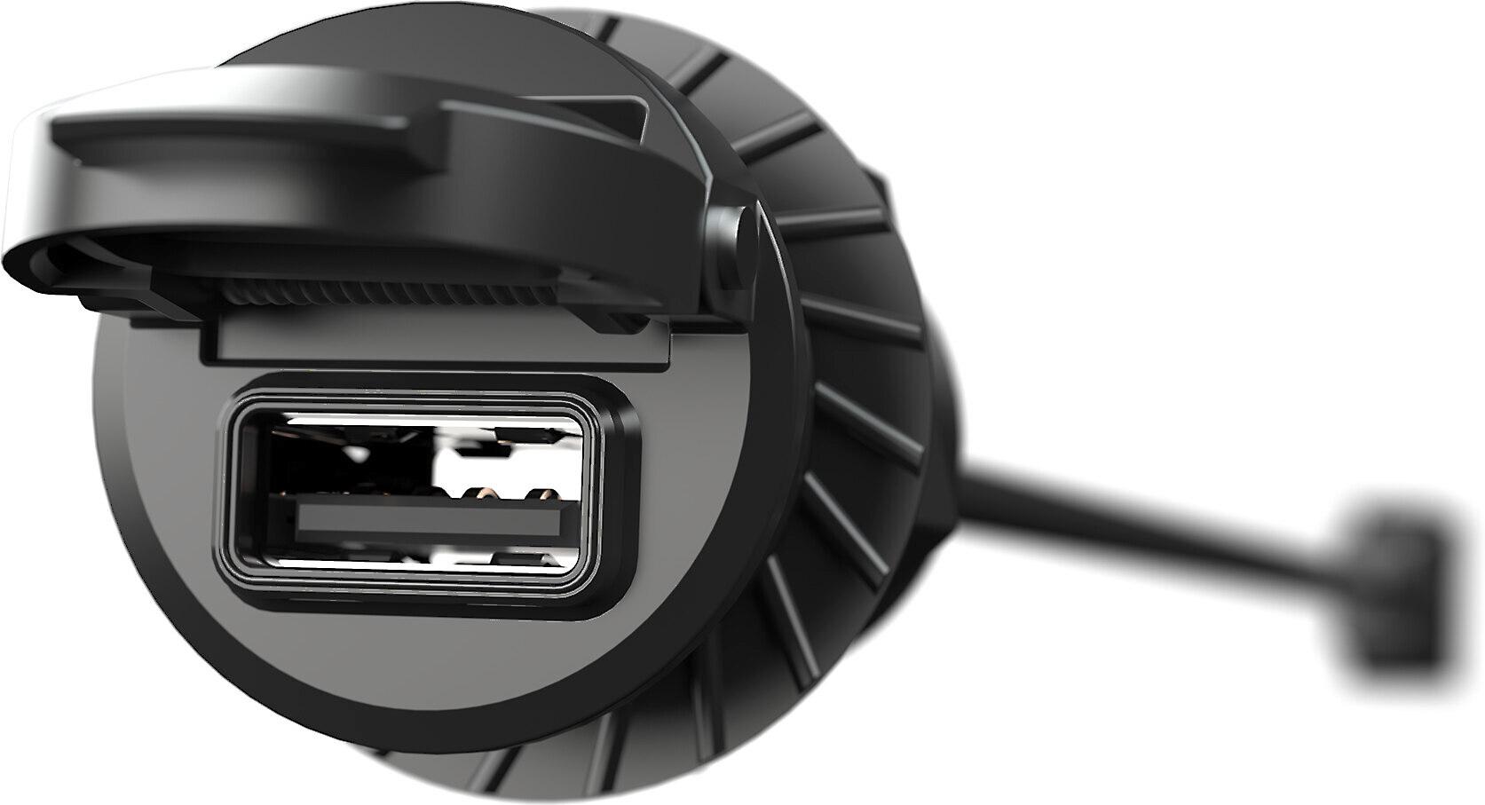 Speakers New 350 Watt 2-CH Motorcycle ATV Boat Scooter Amplifier Weatherproof