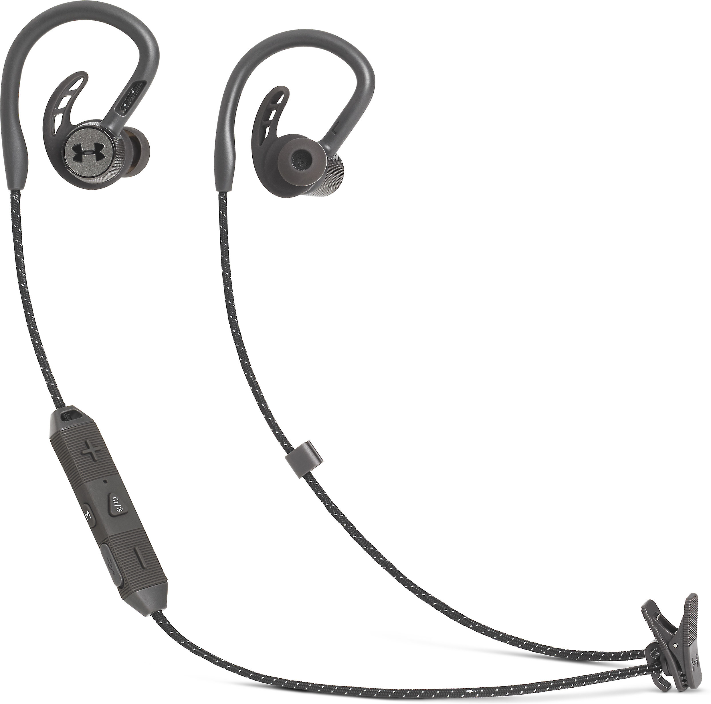 Under Armour Sport Wireless Pivot Engineered By Jbl In Ear Bluetooth Headphones At Crutchfield