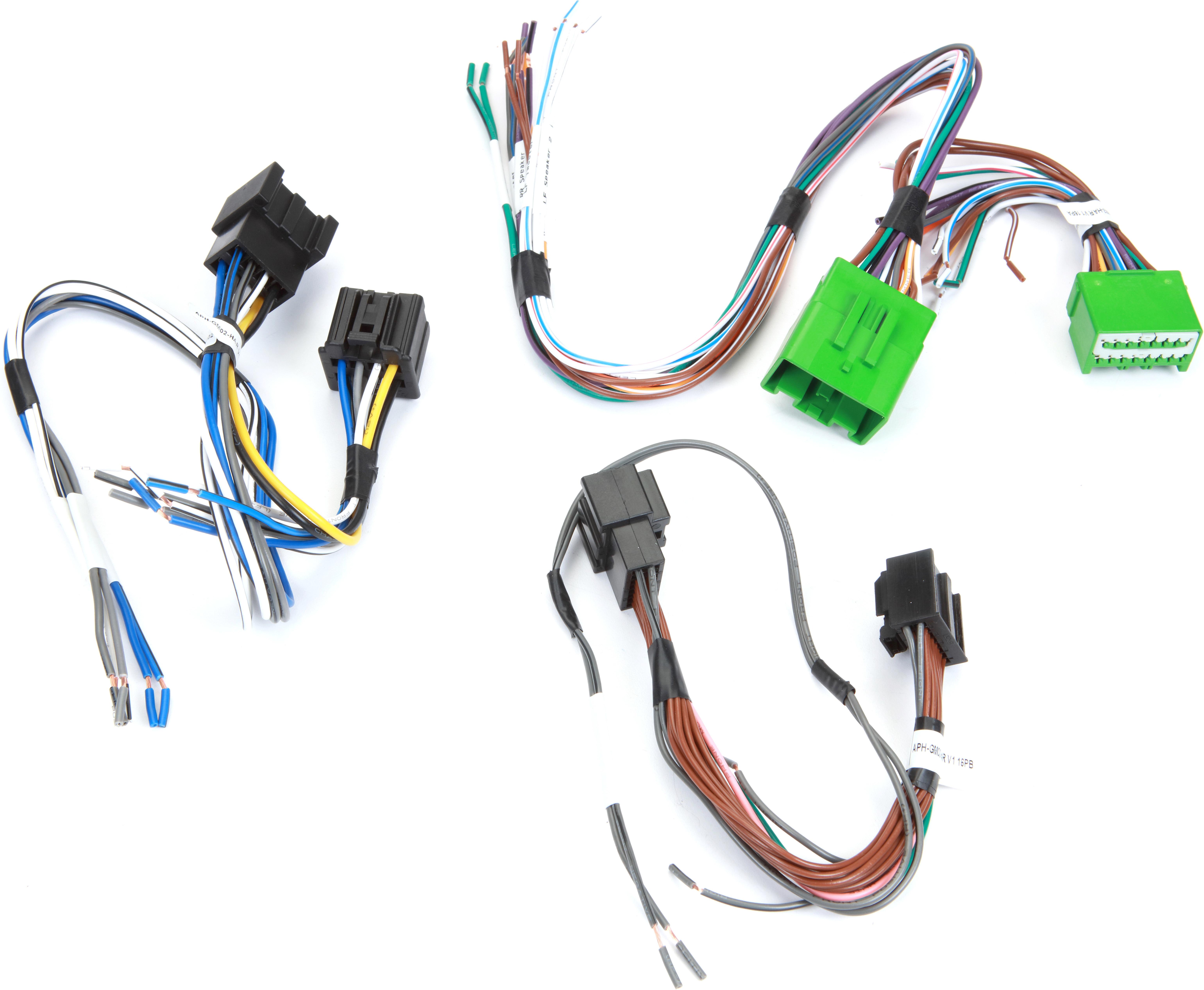 Pac Wiring Harness | Repair Manual on