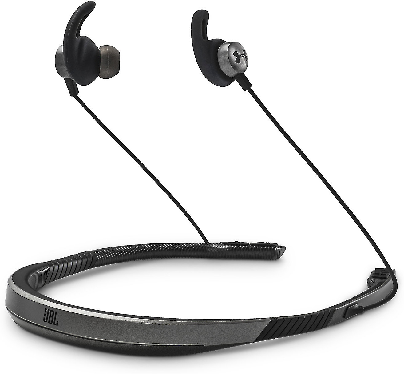 invención Pobreza extrema Amanecer  Under Armour® Sport Wireless Flex — Engineered by JBL Bluetooth® neckband  sports headphones at Crutchfield