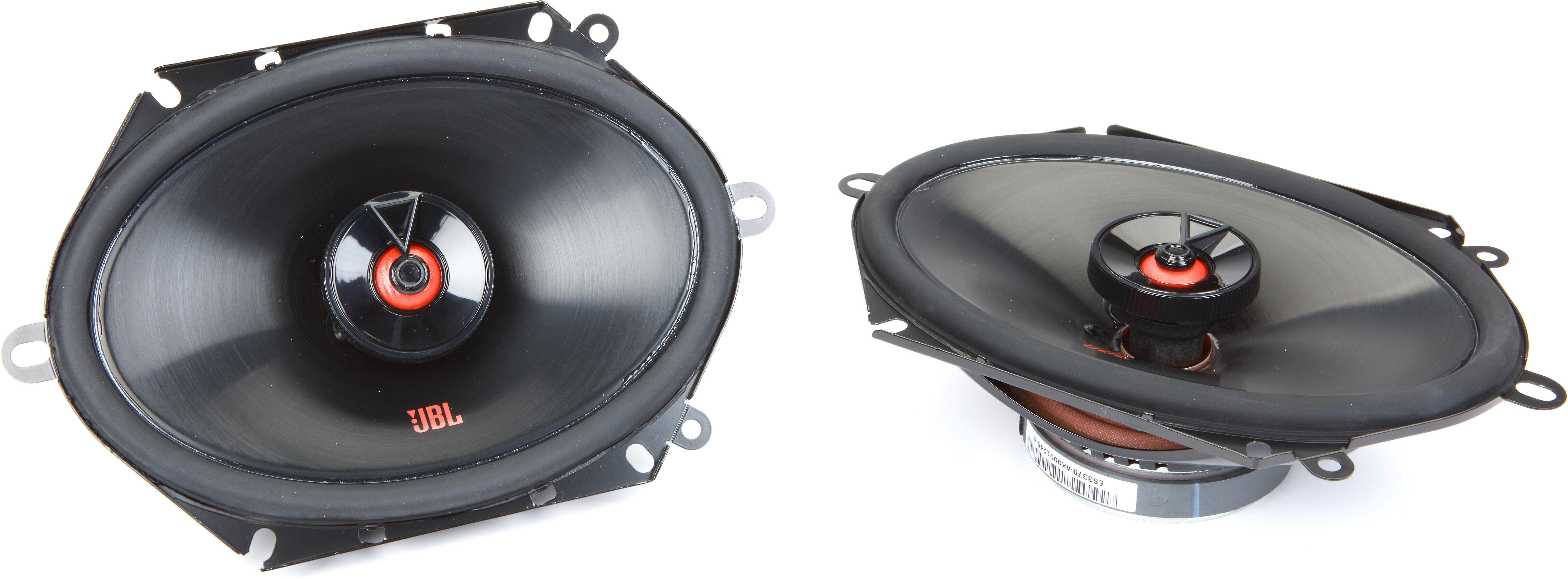JBL Club 8620 5x7//6x8 2-Way Coaxial Speaker System
