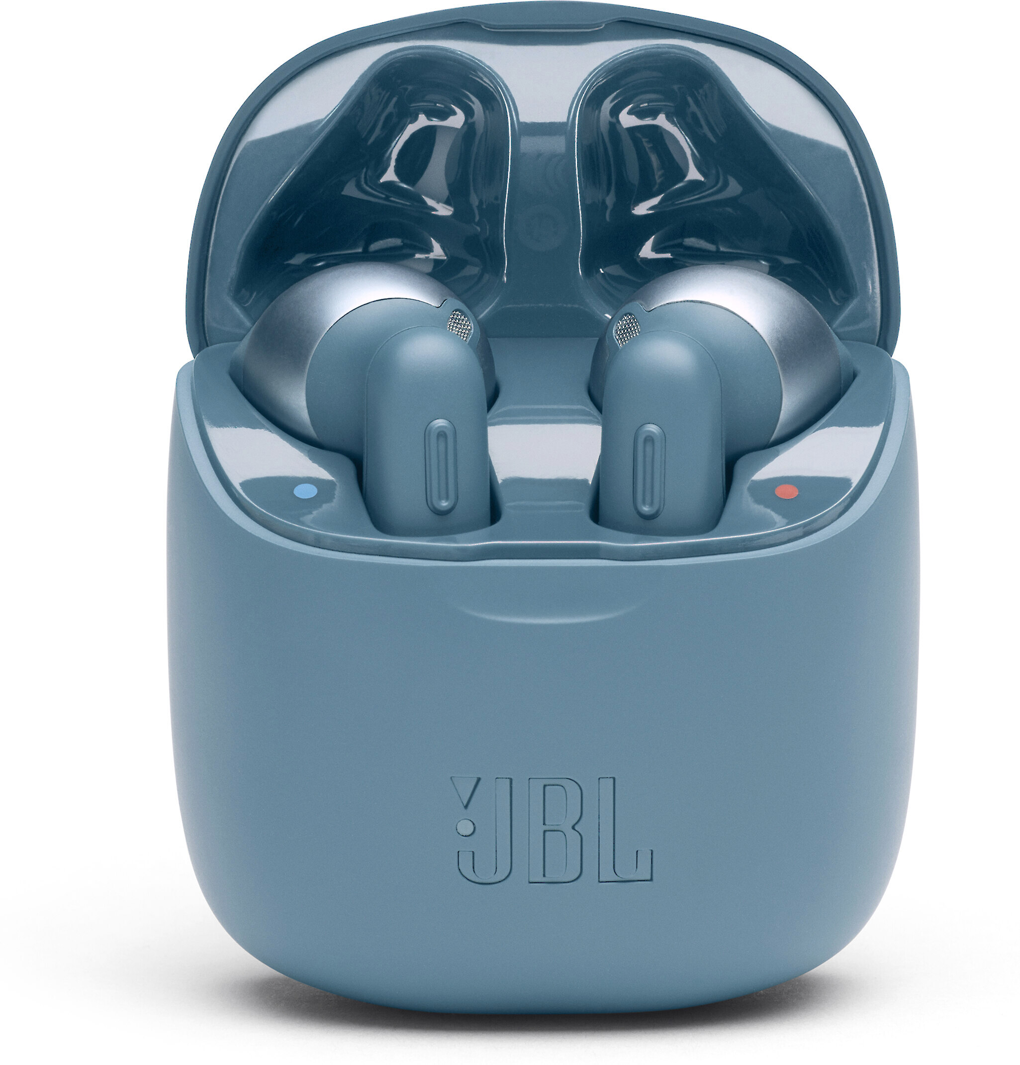Jbl Tune 220tws Blue True Wireless Earbuds With Bluetooth 5 0 At Crutchfield