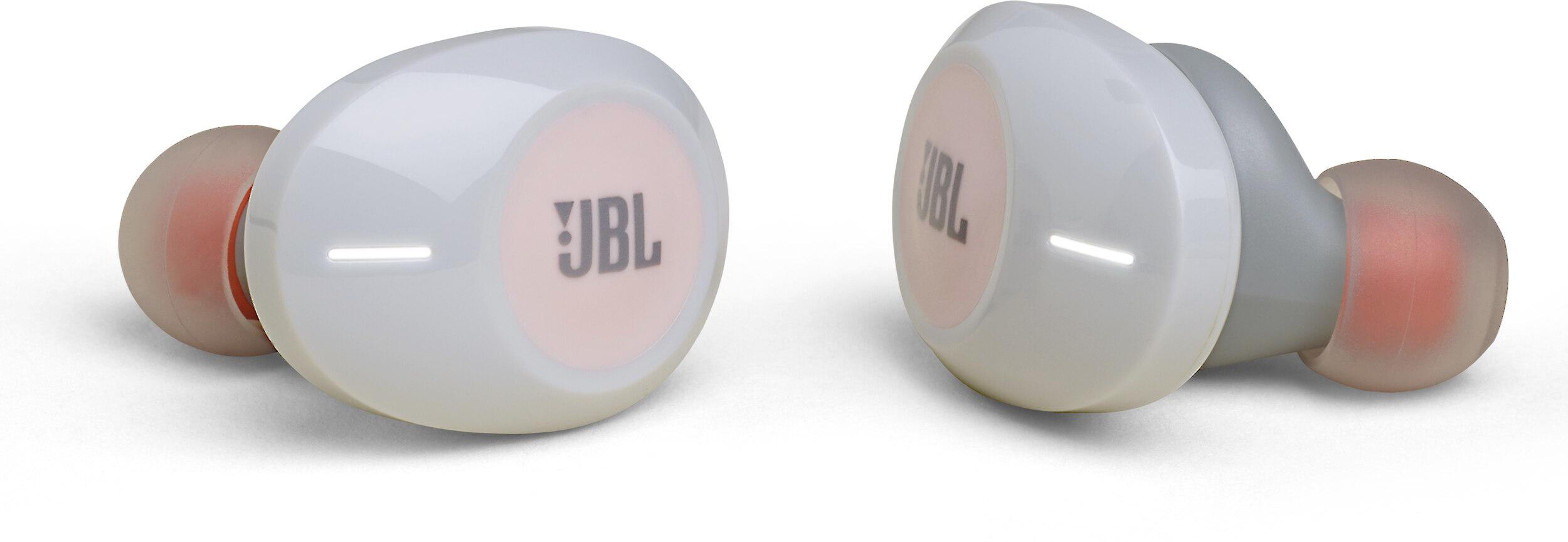 Jbl Tune 120tws Pink Truly Wireless In Ear Bluetooth Headphones At Crutchfield